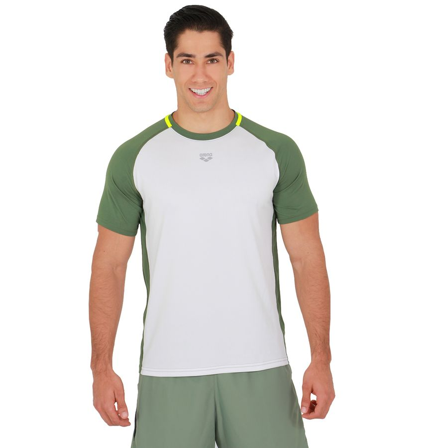 ARENA-12A51156-ATHLETICRANGLAT-SHIRT-BLANCO-1